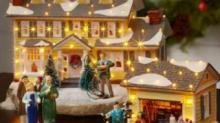 IMAGE: You Can Now Buy A 'Christmas Vacation' Ceramic Village For The Holidays