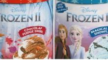 IMAGE: You Can Now Buy 2 Special New 'Frozen 2' Ice Cream Flavors