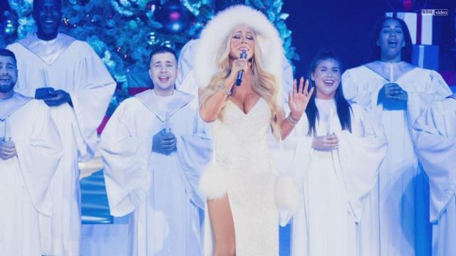 Mariah Carey's 'All I Want for Christmas' voted most annoying holiday tune