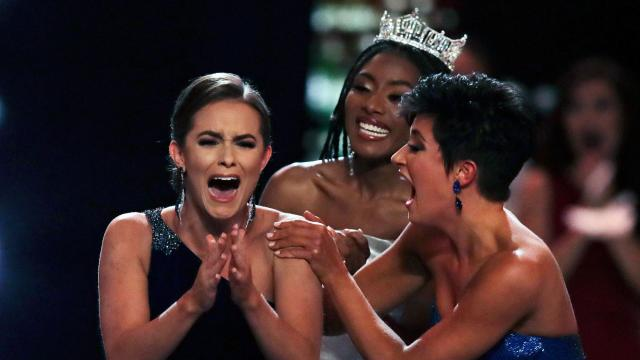 The new Miss America is a scientist from Virginia
