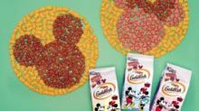 IMAGE: Goldfish Is Debuting Mickey- And Minnie-shaped Crackers
