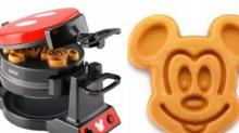 IMAGE: Make Mornings Magical With This Commemorative Mickey Mouse Waffle Maker