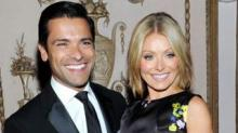 IMAGE: Kelly Ripa's Hair Is Going Gray During The Lockdown And She's Showing It Off