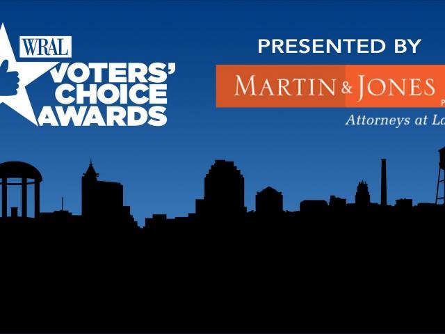 2020 WRAL.com Voters' Choice Awards