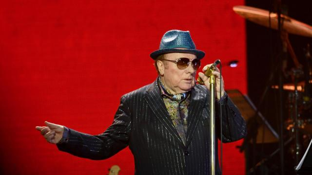 Van Morrison protests Covid-19 lockdowns in three new songs