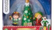 IMAGE: Fisher-Price Is Releasing An 'Elf' Little People Set