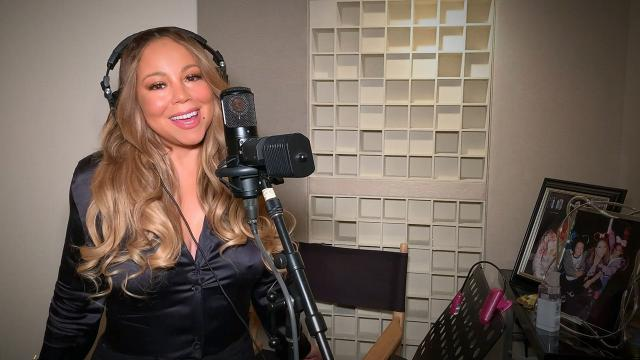 Mariah Carey reveals she once recorded an alternative album