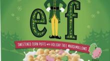 IMAGE: New 'Elf' Cereal Tastes Like Maple Syrup