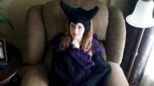 IMAGE: Crochet Wearable Disney Villain Blankets