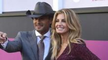 IMAGE: Tim McGraw Wrote The Most Romantic Message To Faith Hill On Their 24th Wedding Anniversary