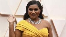 IMAGE: Mindy Kaling Gave Birth To Her Second Child, A Baby Boy