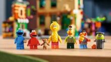 IMAGE: Lego Is Launching A 'Sesame Street' Set