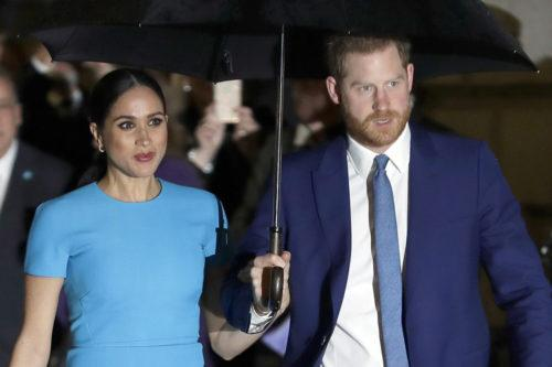 Prince Harry And Meghan Markle Are Starting Their Own Podcast (Simplemost Photo)