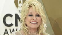 IMAGE: Why Dolly Parton Leaves Her Christmas Decorations Up Through Mid-January