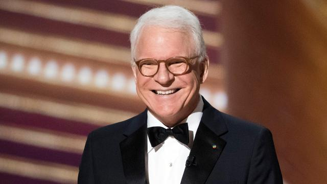 Steve Martin (CRAIG SJODIN via Getty Images)