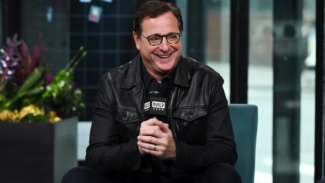 "NEW YORK, NEW YORK - APRIL 23: Bob Saget attends the Build Series to discuss ""Benjamin"" at Build Studio on April 23, 2019 in New York City. (Photo by Nicholas Hunt/Getty Images)"