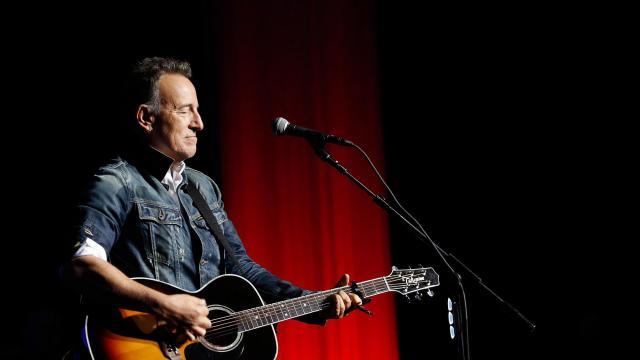 New details emerge in Bruce Springsteen DUI arrest