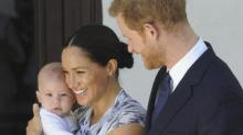 IMAGE: Meghan Markle And Prince Harry Expecting Second Child