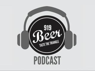 919 Beer Podcast - Taste the Triangle logo