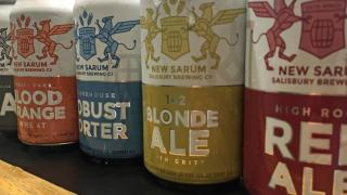 919 Beer Podcast: New Sarum Brewing