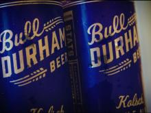 Nice cans, Bull Durham Beer Company