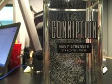 Conniption Gin, Durham Distillery