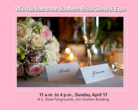Southern Bridal Show & Expo - Splash Image