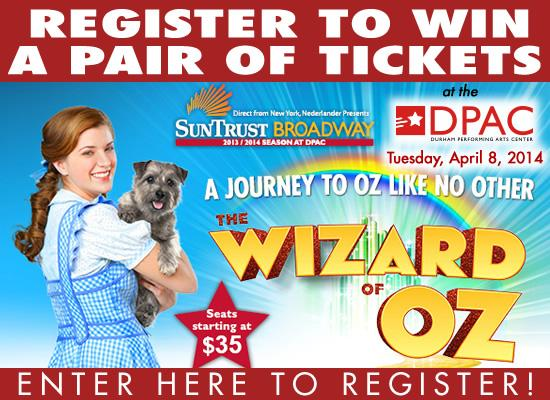 2014_The_Wizard_of_Oz_DPAC - Splash Image