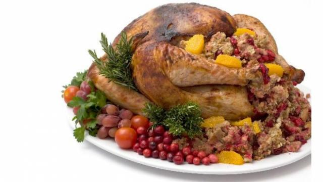 Compare the cost of typical Thanksgiving dinner ingredients - regular and organic - in six cities around the nation.
