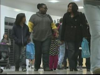 Shoppers share Black Friday successes