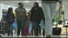 IMAGES: Black Friday shoppers celebrate savings