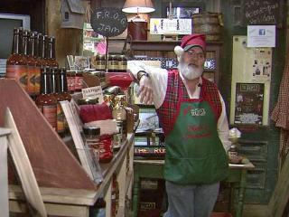 At The Rusty Bucket in Apex, employees offer personal service and sell antiques and gifts not found anywhere else.