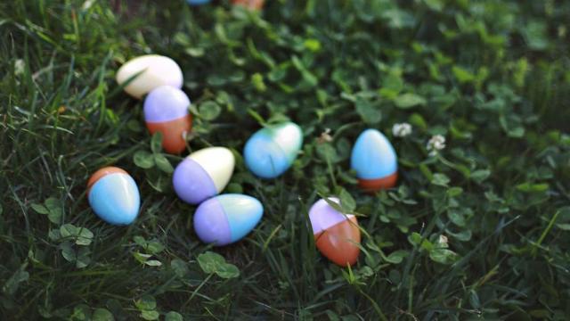 Pullen Park Easter Egg Hunt