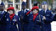 IMAGE: Veterans Day Parade available on TV, web, mobile