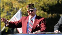 2012 Fayetteville Veterans Day parade
