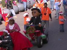 WRAL Raleigh Christmas Parade