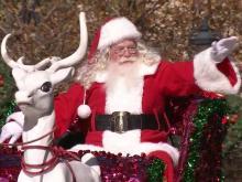 Pt 10: Visit from Santa closes parade