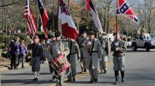 IMAGES: Controversy surrounding Confederate group prompts Garner to cancel Christmas parade
