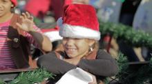 IMAGES: Garner Christmas Parade