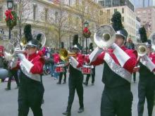 2013 Raleigh Christmas Parade pt. 2