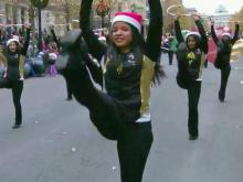 2013 Raleigh Christmas Parade pt. 3
