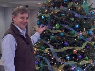 Stan Yelverton, the man behind the Christmas decorations at the legislative complex in downtown Raleigh, is retiring. His thematic decorations have amazed lawmakers, staffers and visitors alike for almost three decades.
