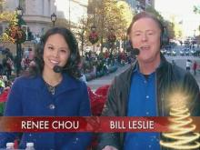 2015 WRAL Raleigh Christmas Parade