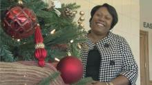 IMAGE: Raleigh woman brings Christmas spirit to White House