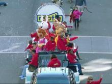 Parade part 2: UNC-TV through CC & Company Dance Complex