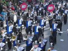 Parade part 6: Millbrook High School through North Raleigh Christiam Academy