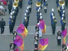Parade part 9: WTVD through Southeast Raleigh High School