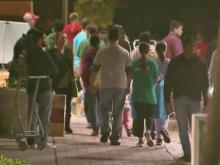 Shoppers vigilant about safety on Black Friday