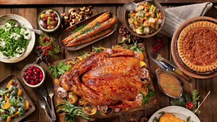 Thanksgiving is right around the corner. Make sure you have the right shopping approach with these five tips.