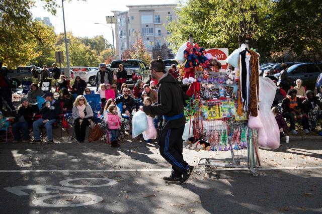 2017 raleigh christmas parade wralcom